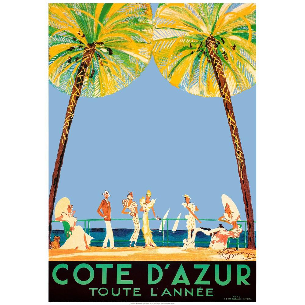 Art.com - Cote d'Azur Art Print
