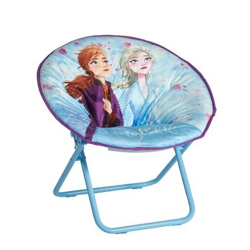 Astonishing Frozen 2 Kids Saucer Chair Disney Forskolin Free Trial Chair Design Images Forskolin Free Trialorg