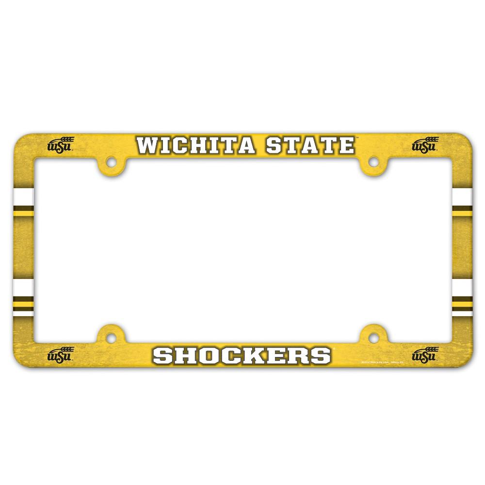 NCAA Wichita State Shockers License Plate Frame