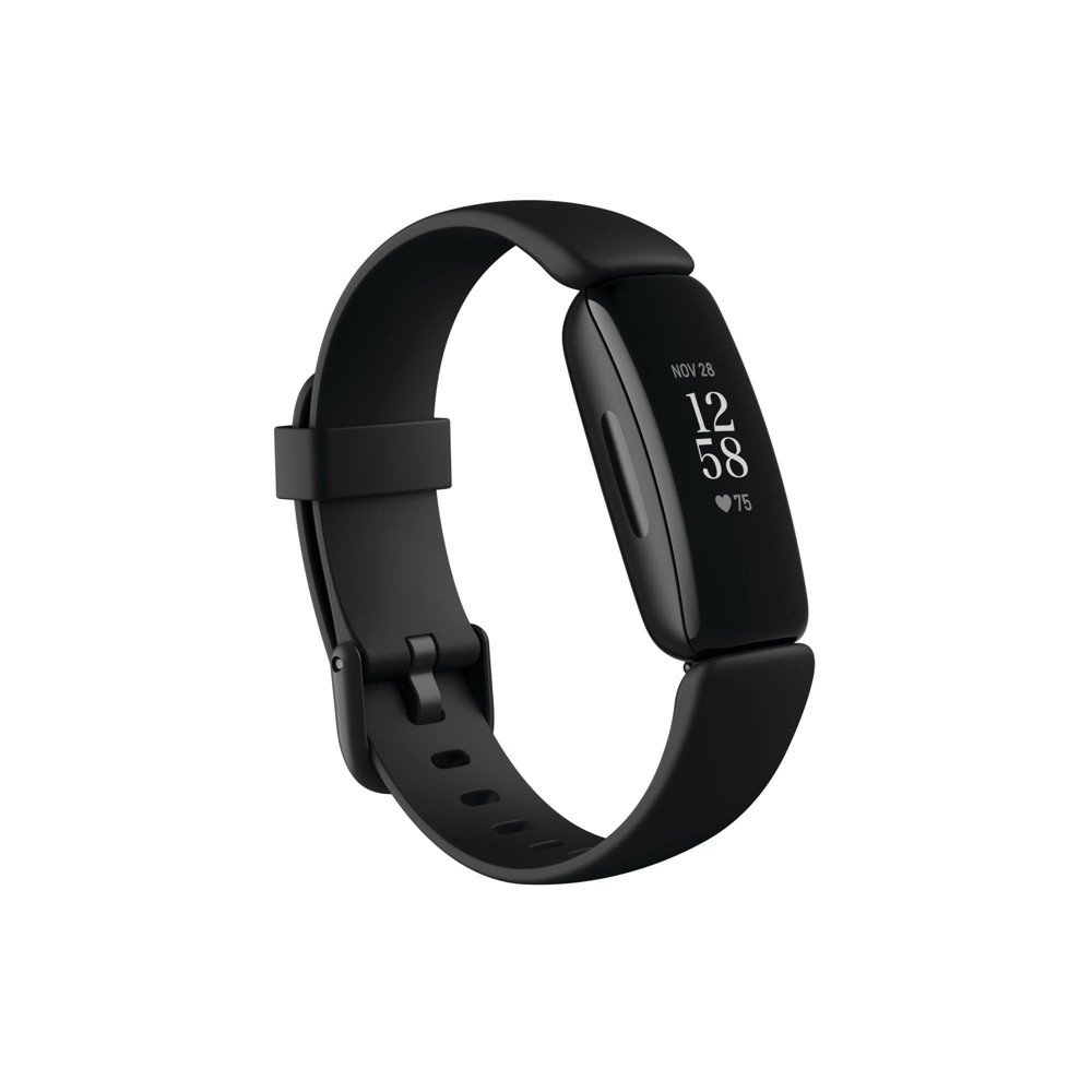 Fitbit Inspire 2 Activity Tracker Black With Black Band