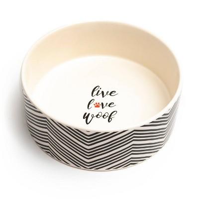 "Park Life Designs Alto Dog Bowl 8 Cup - L - 8.25"""