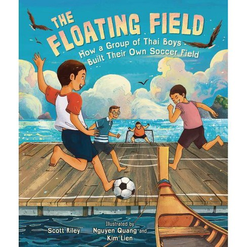 The Floating Field - By Scott Riley (hardcover) : Target