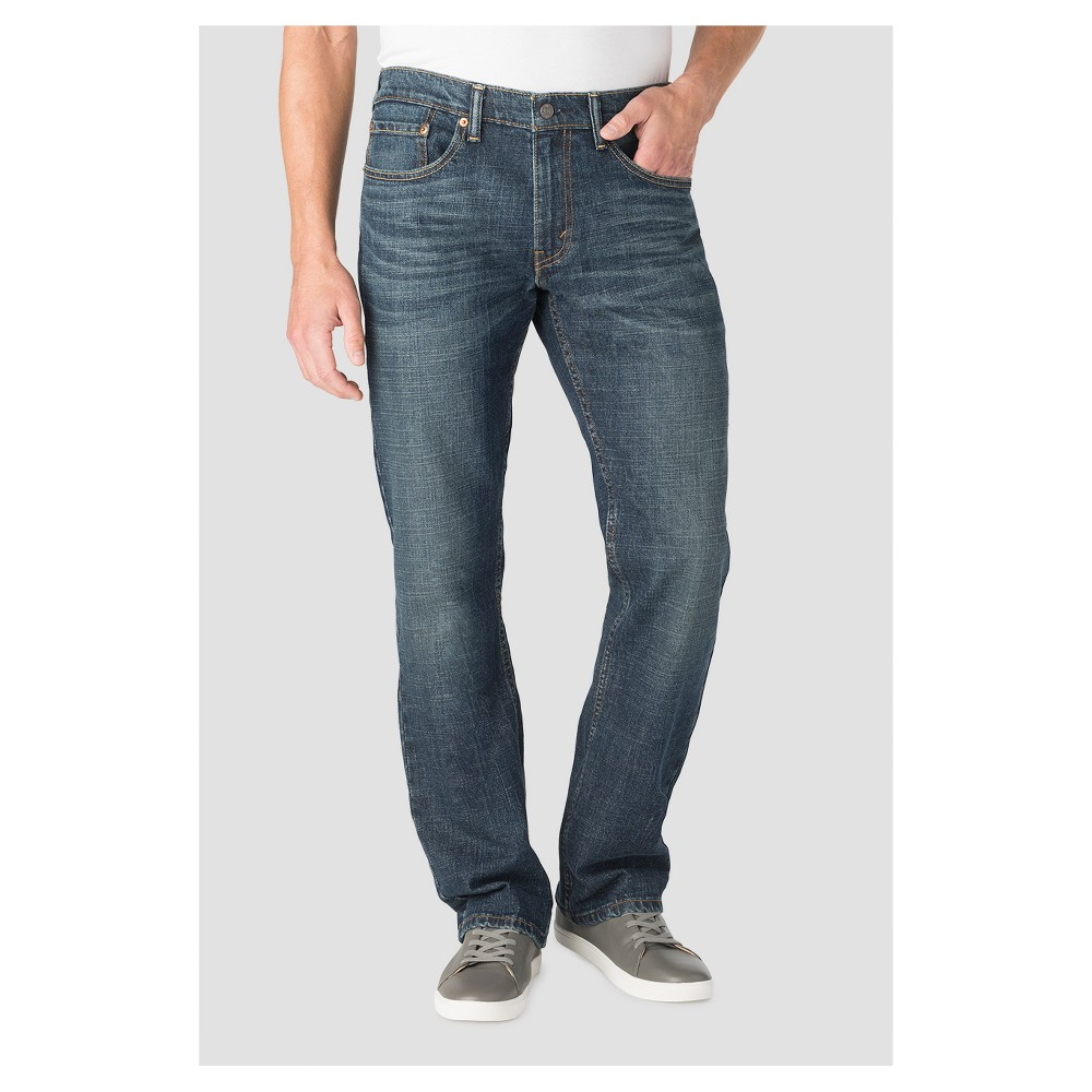 Denizen from Levi's Men's 285 Relaxed Fit Jeans - Cardinal (Red) 40x32