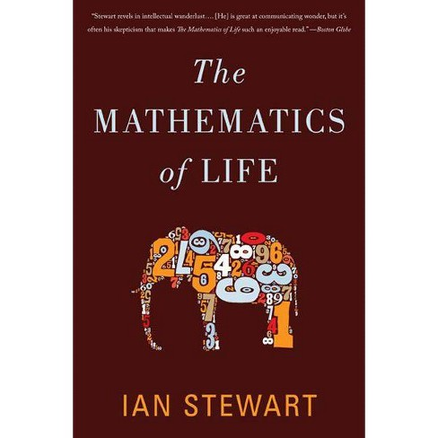 The Mathematics of Life - by  Ian Stewart (Paperback) - image 1 of 1