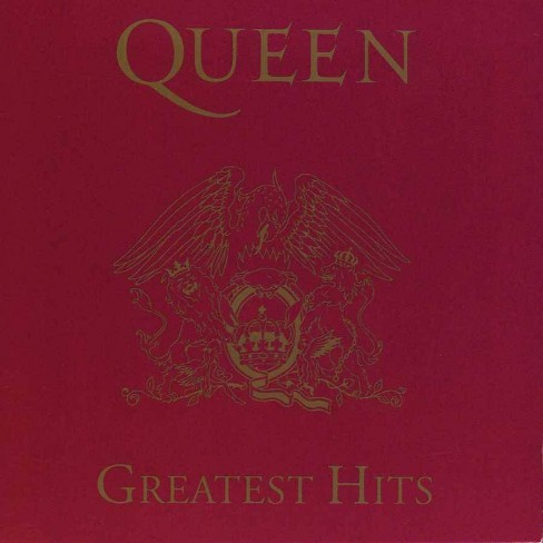 Queen - Greatest Hits (1992) (CD) - image 1 of 4