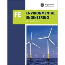 Environmental Engineering: Fe Review Manual - (Paperback)