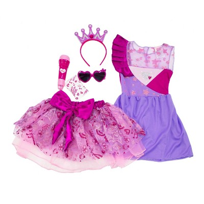Love, Diana Ballerina Rockstar Role Play Set