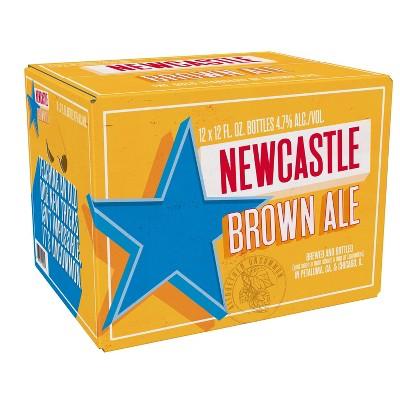 Newcastle Brown Ale - 12pk/12 fl oz Bottles