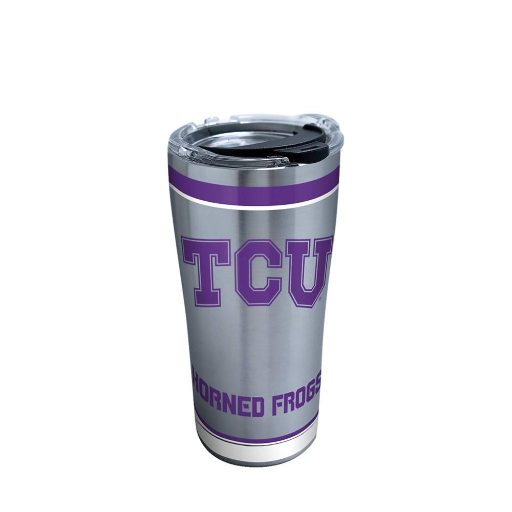 NCAA Tcu Horned Frogs Water Bottle 20oz