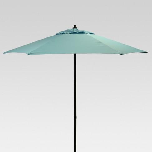 7 5 Round Patio Umbrella Solid Room Essentials