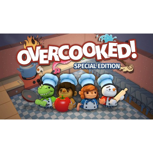 Overcooked! Special Edition - Nintendo Switch (Digital) - image 1 of 4