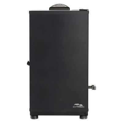 30  Digital Electric Smoker - Black - Model 2.0071117E7 - Masterbuilt