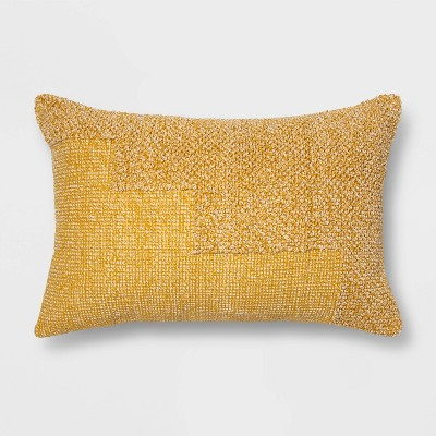 Modern Tufted Lumbar Throw Pillow - Project 62™