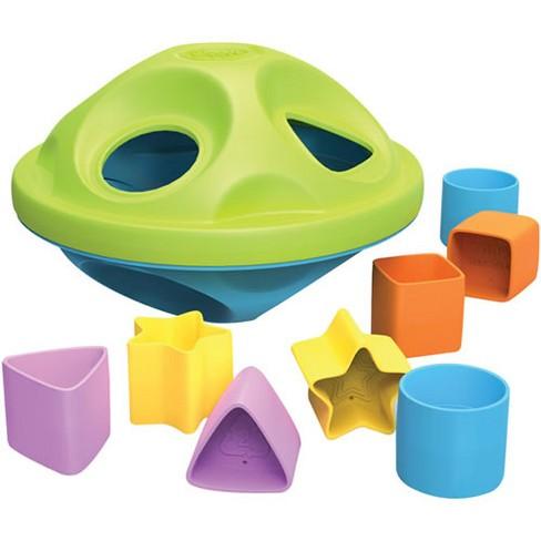 Green Toys Eco-Friendly Shape Sorter - image 1 of 4
