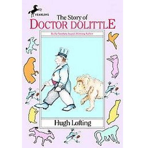 Story of Dr. Dolittle : Being the History of His Peculiar Life at Home and Astonishing Adventures in - image 1 of 1