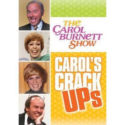 The Carol Burnett Show: Carol's Crack-Ups (DVD)(2014)