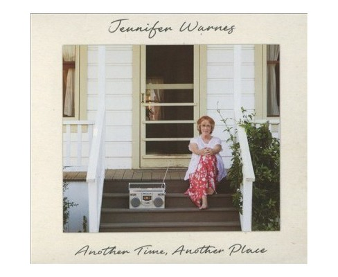 Jennifer Warnes - Another Time Another Place (CD) - image 1 of 1