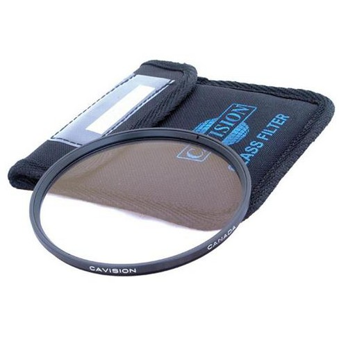 Cavision 107mm Round Clear Glass Protection Filter - image 1 of 1
