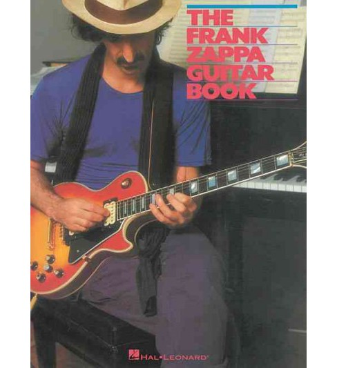 Frank Zappa Guitar Book (Paperback) - image 1 of 1