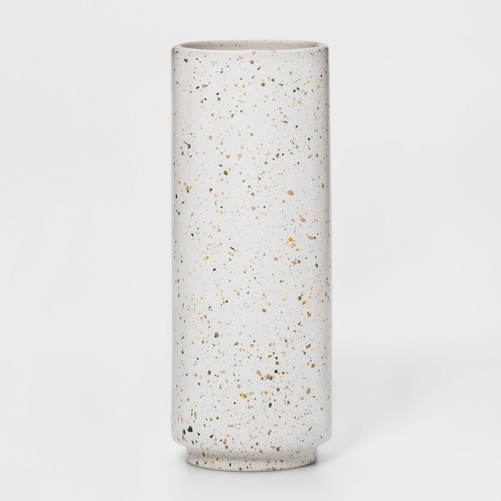 Vase Speckled Glaze - White - Project 62