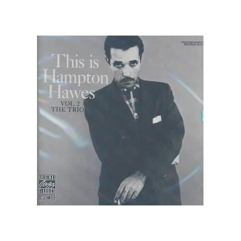 Hampton Trio Hawes - Everybody Likes Vol 02 (CD) - image 1 of 1