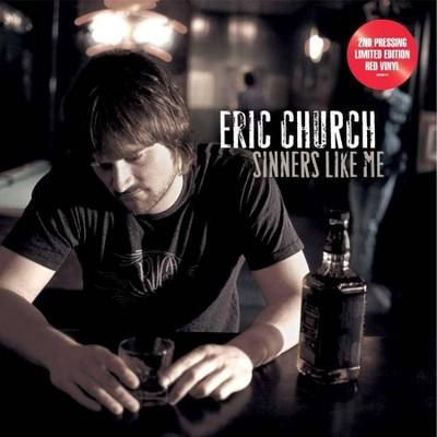Eric Church - Sinners Like Me (Vinyl)