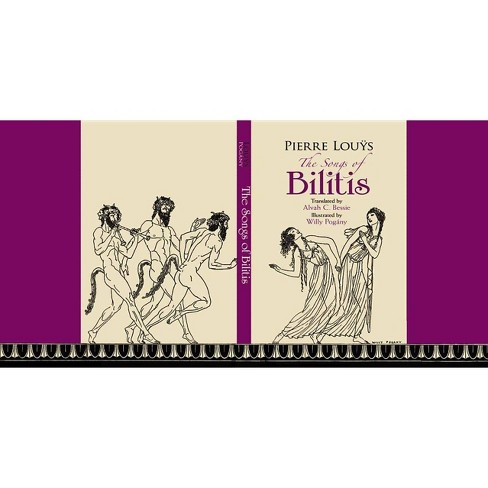 The Songs of Bilitis - by  Pierre Lou&#255 & s (Hardcover) - image 1 of 1