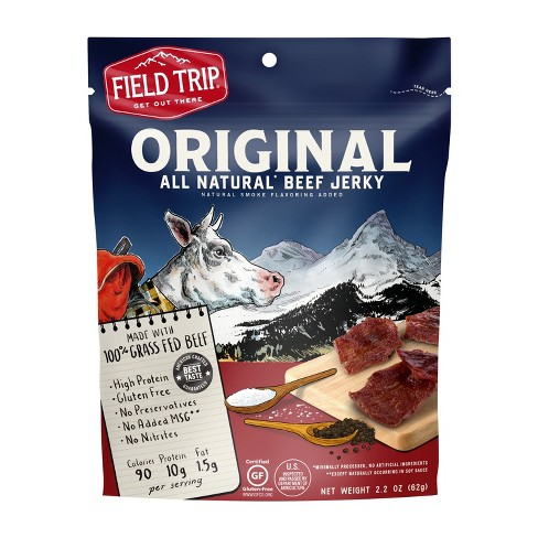 Field Trip Original All Natural Beef Jerky - 2.2oz - image 1 of 2