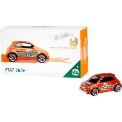 Hot Wheels id Fiat 500E, toy vehicles
