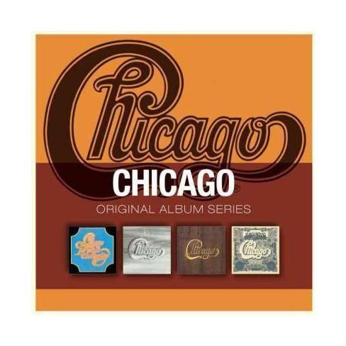 Chicago - Original Album Series (CD) - image 1 of 1