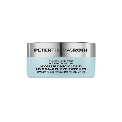 PETER THOMAS ROTH Water Drench Hyaluronic Cloud Hydra-Gel Eye Patches - 60ct - Ulta Beauty
