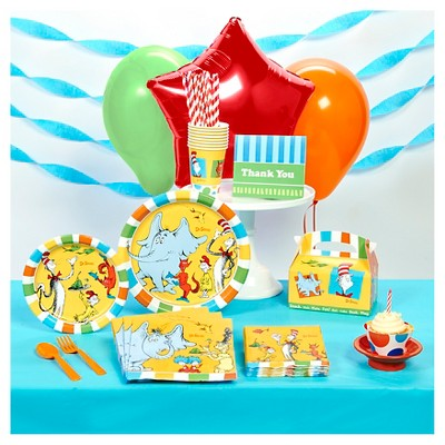 Dr. Seuss Party Supplies Collection