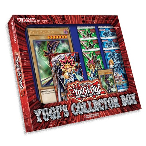 Yu-Gi-Oh! Yugi's Collector Box Trading Cards - image 1 of 2