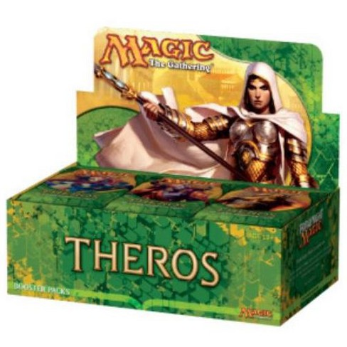 Theros Booster Box Collectible Card Game (Box) - image 1 of 1