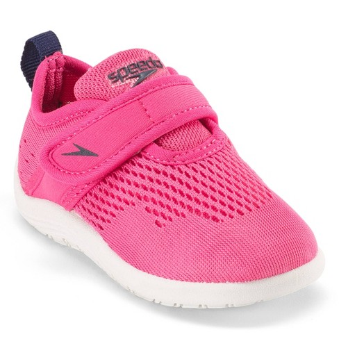 Speedo Youth Water Shoes Small - Pink - image 1 of 1