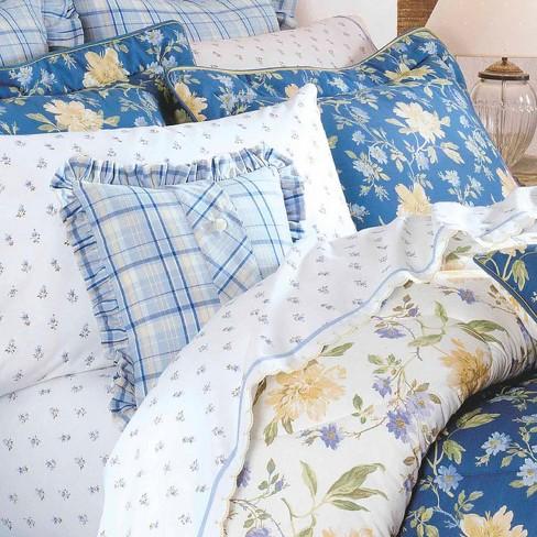 Blue Emilie Comforter Set Laura Ashley Target