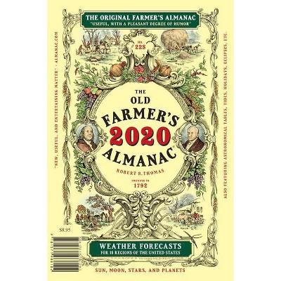 The Old Farmer's Almanac 2020 - (Paperback)