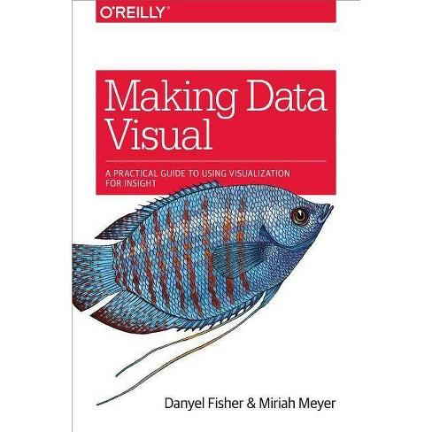 Making Data Visual - by  Danyel Fisher & Miriah Meyer (Paperback) - image 1 of 1