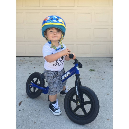 STRIDER 12 Classic Balance Bike For 18 mos. - 3+ years, Kids Unisex, Blue image number null