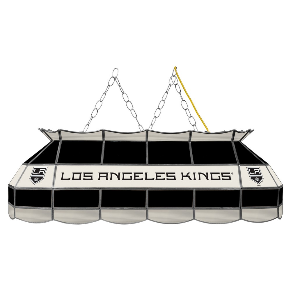 NHL Los Angeles Kings 40 Handmade Tiffany Style Lamp
