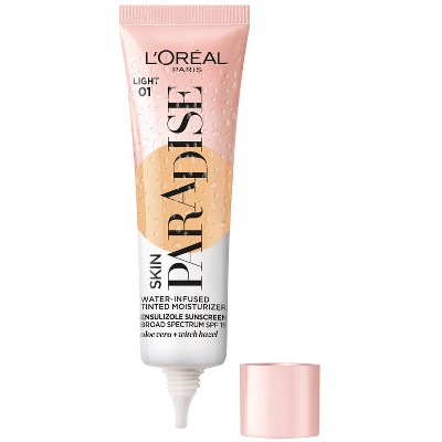 L'Oreal Paris Skin Paradise Water Infused Tinted Moisturizer with SPF 19 - 1 fl oz