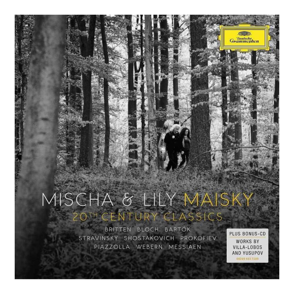 Mischa Maisky 20th Century Classics 2 Cd