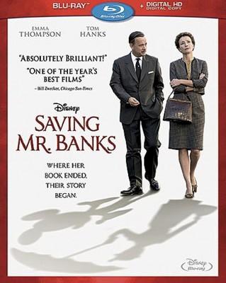 Saving Mr. Banks (Includes Digital Copy)(Blu-ray)