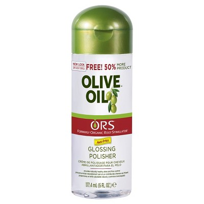 ORS Olive Oil Anti-Frizz Glossing Polisher - 6 fl oz