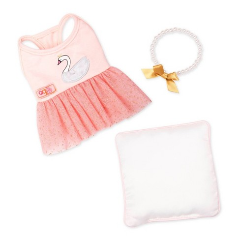 Our Generation Pet Dog Ballet Outfit - Pirouette Puppy - image 1 of 3