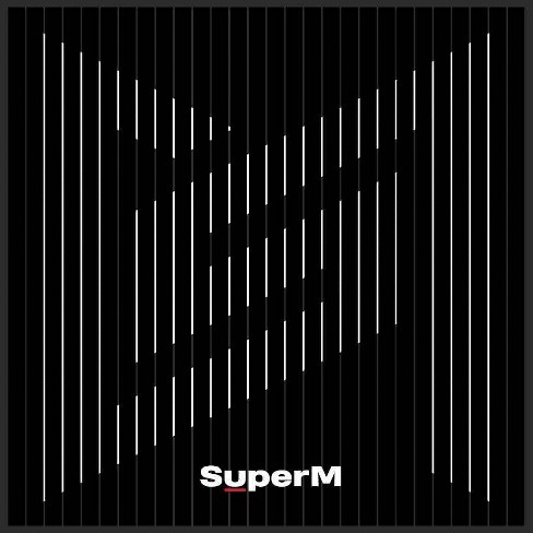 SuperM - The 1st Mini Album 'SuperM'  (CD) - image 1 of 1