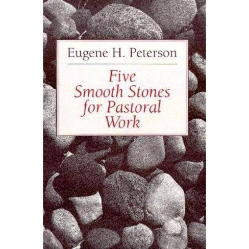 Five Smooth Stones for Pastoral Work - by  Eugene H Peterson (Paperback) - image 1 of 1
