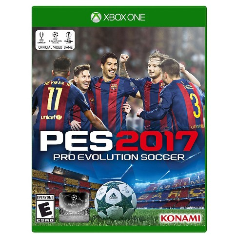 Pro Evolution Soccer 2017 Xbox One - image 1 of 4