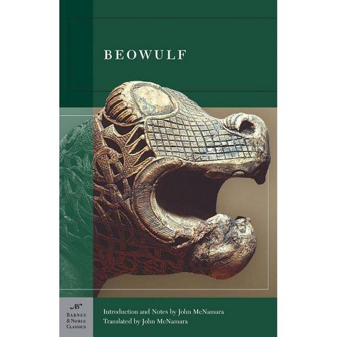 Beowulf - (Barnes & Noble Classics) (Paperback) - image 1 of 1