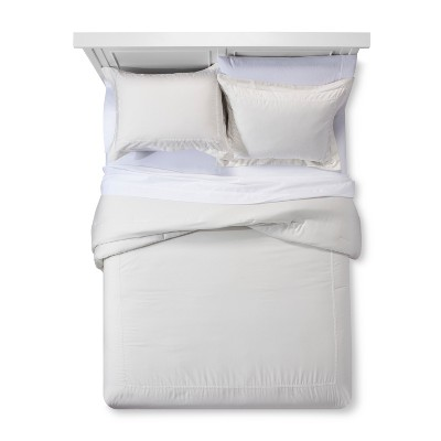 Sour Cream Tencel Comforter Set (King)- Fieldcrest®